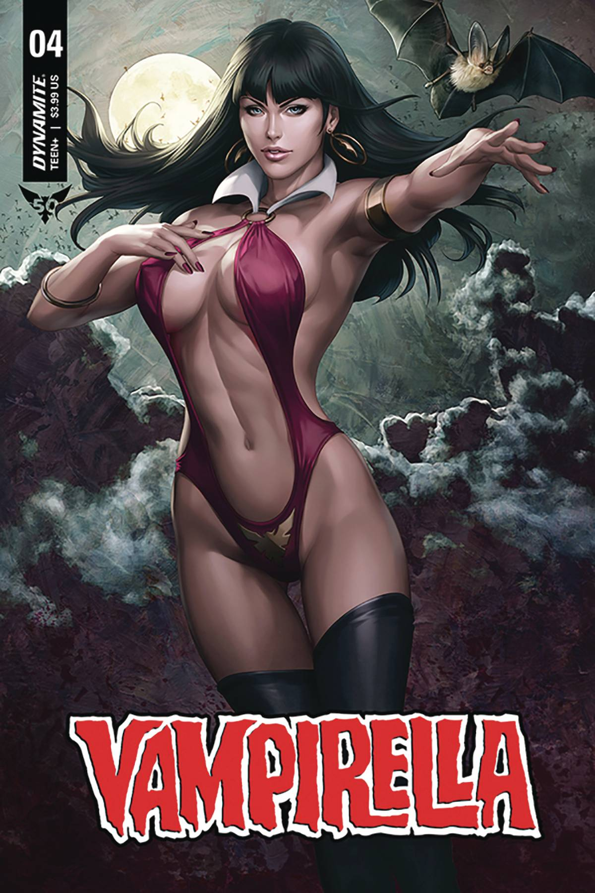 Vampirella #4 (2019)