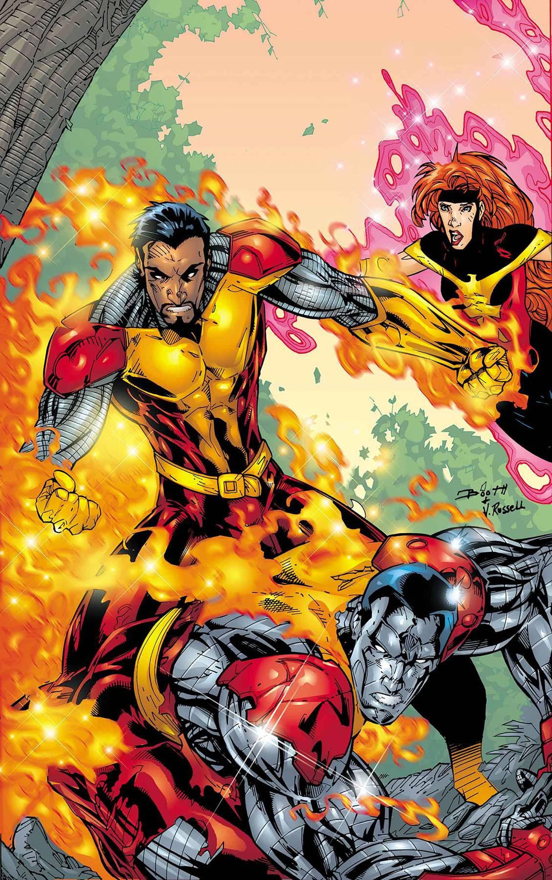 True Believers: X-Men - Karima Shapandar Omega Sentinel #1 (2019)