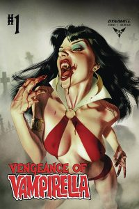 Vengeance Of Vampirella #1 (2019)