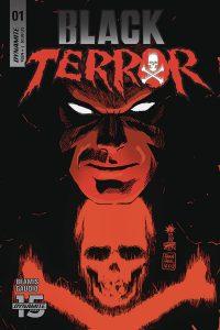 Black Terror #1 (2019)