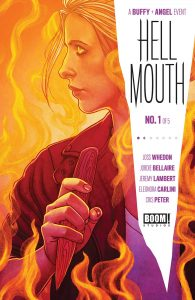 Buffy Vampire Slayer: Angel - Hellmouth #1 (2019)