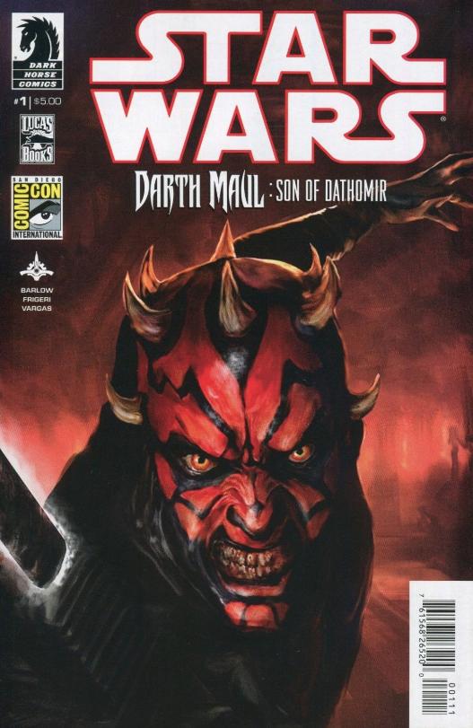 Star Wars: Darth Maul - Son of Dathomir #1 (2014)