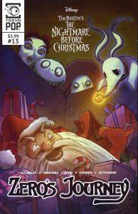 The Nightmare Before Christmas: Zero's Journey #13 (2019)