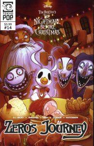 The Nightmare Before Christmas: Zero's Journey #14 (2019)