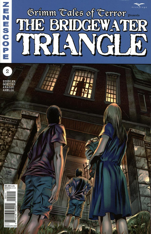 Tales Of Terror: Bridgewater Triangle #2 (2019)