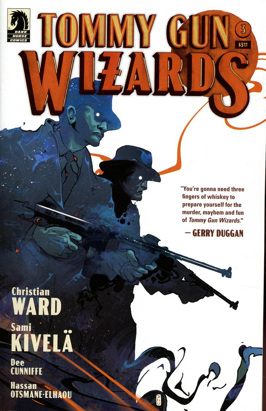 Tommy Gun Wizards #3 (2019)