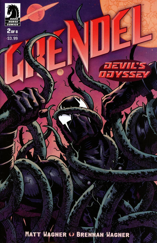 Grendel: Devil's Odyssey #2 (2019)