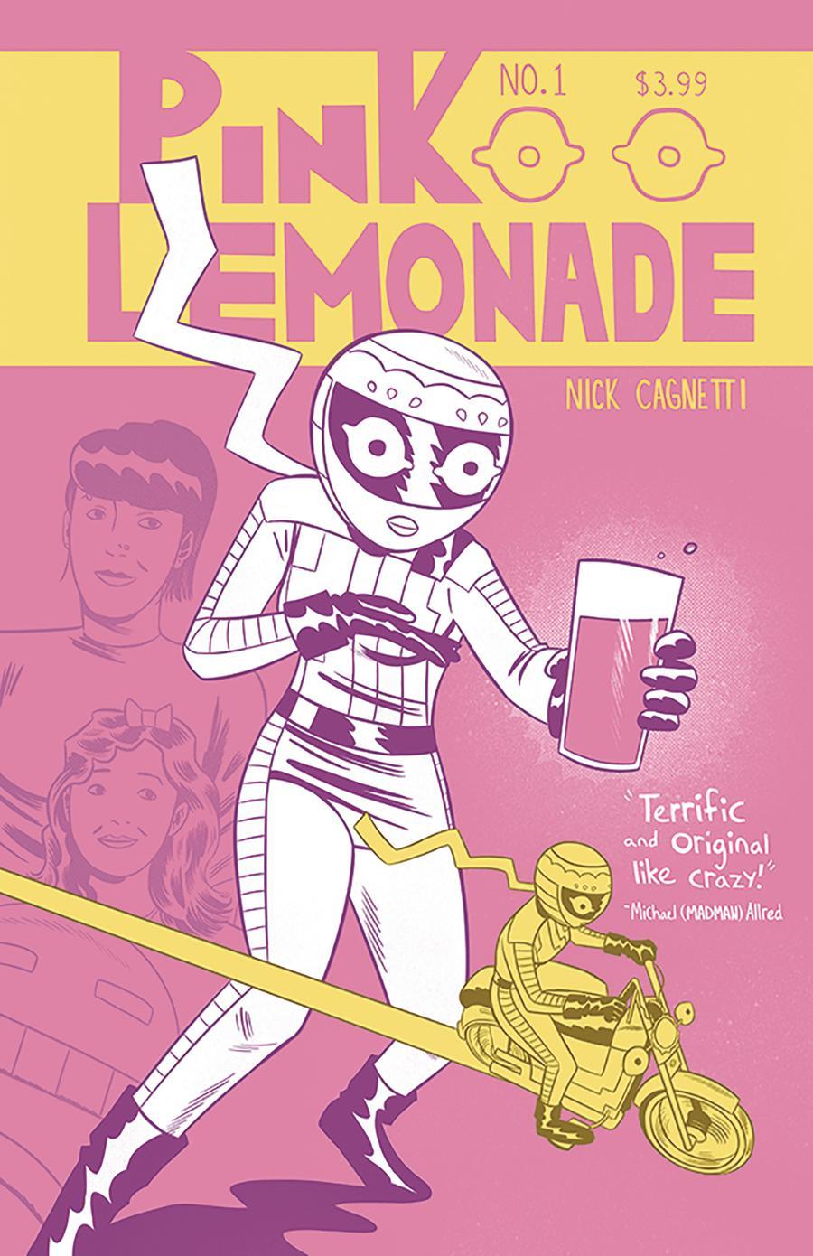 Pink Lemonade #1 (2019)