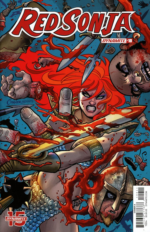 Red Sonja #10 (2019)