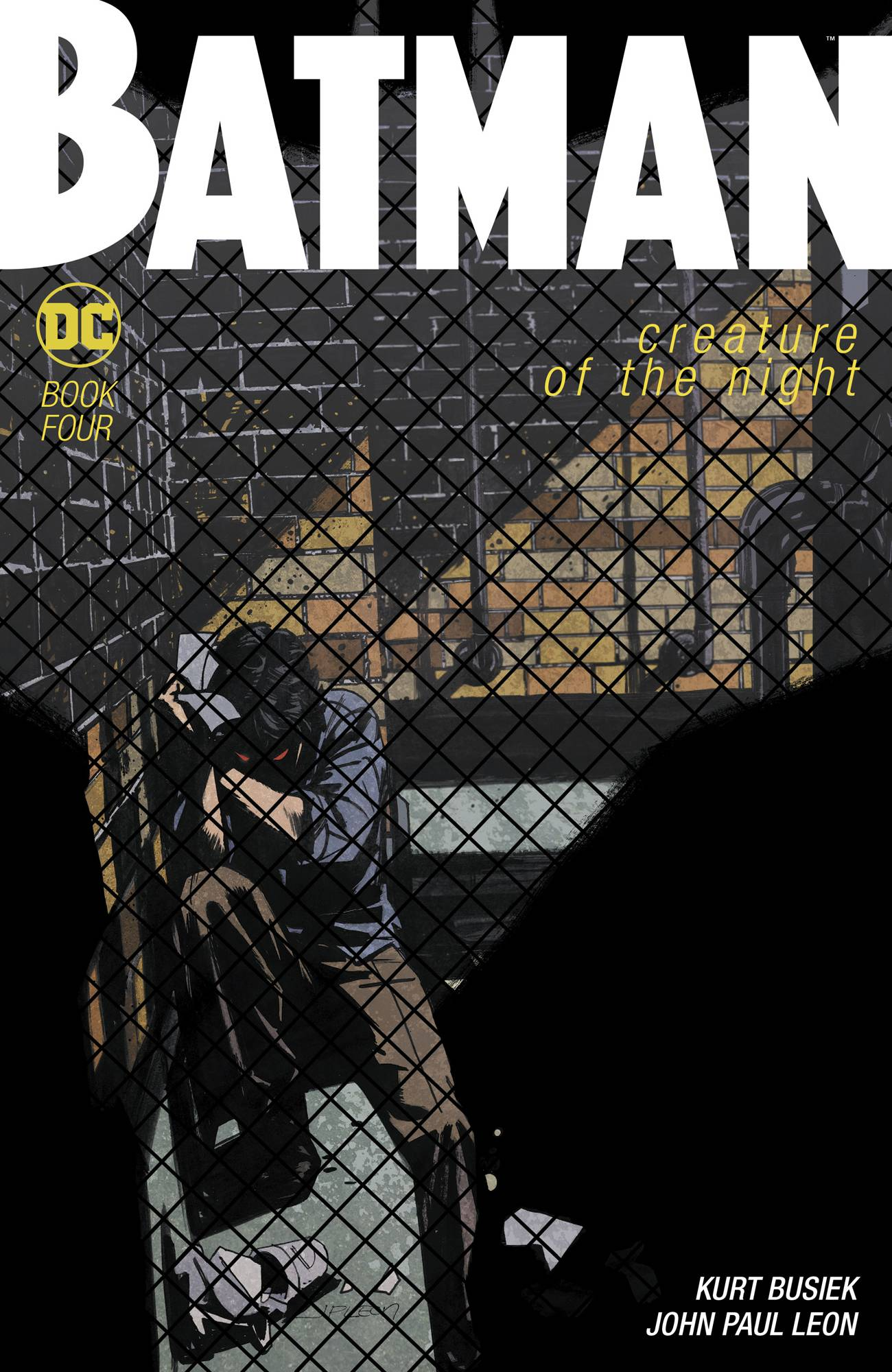 Batman Creature of the Night #4 (2019)