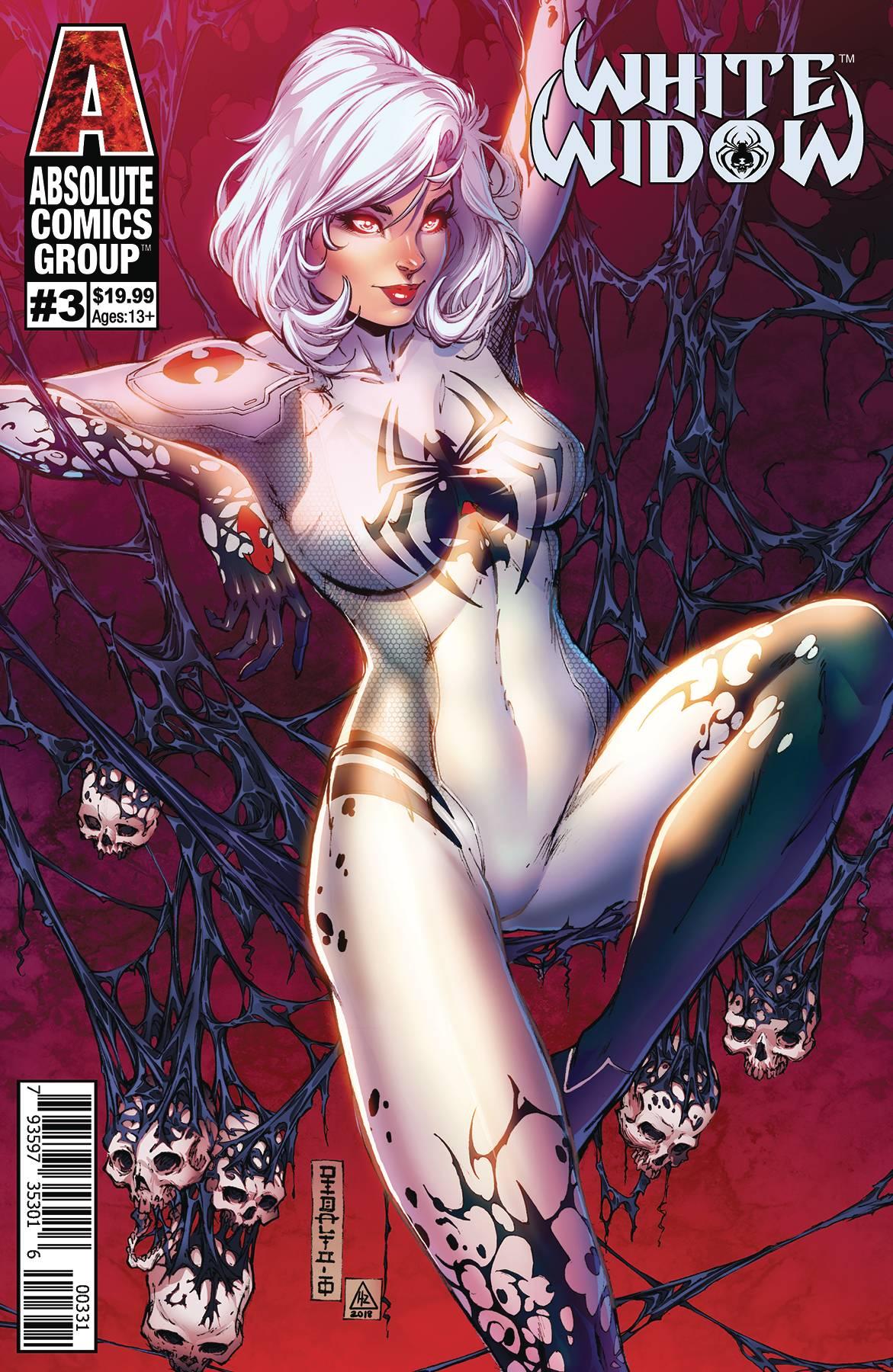 White Widow #3 (2019)