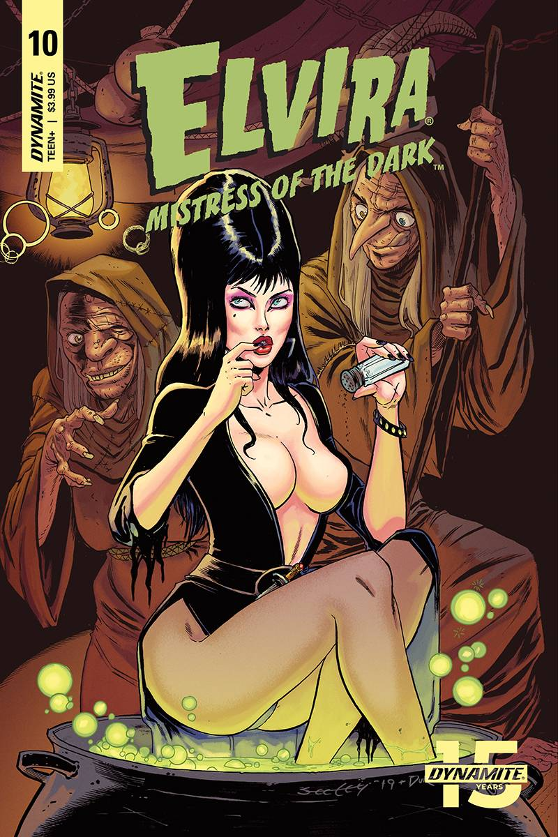 Elvira, Mistress Of Dark #10 (2019)