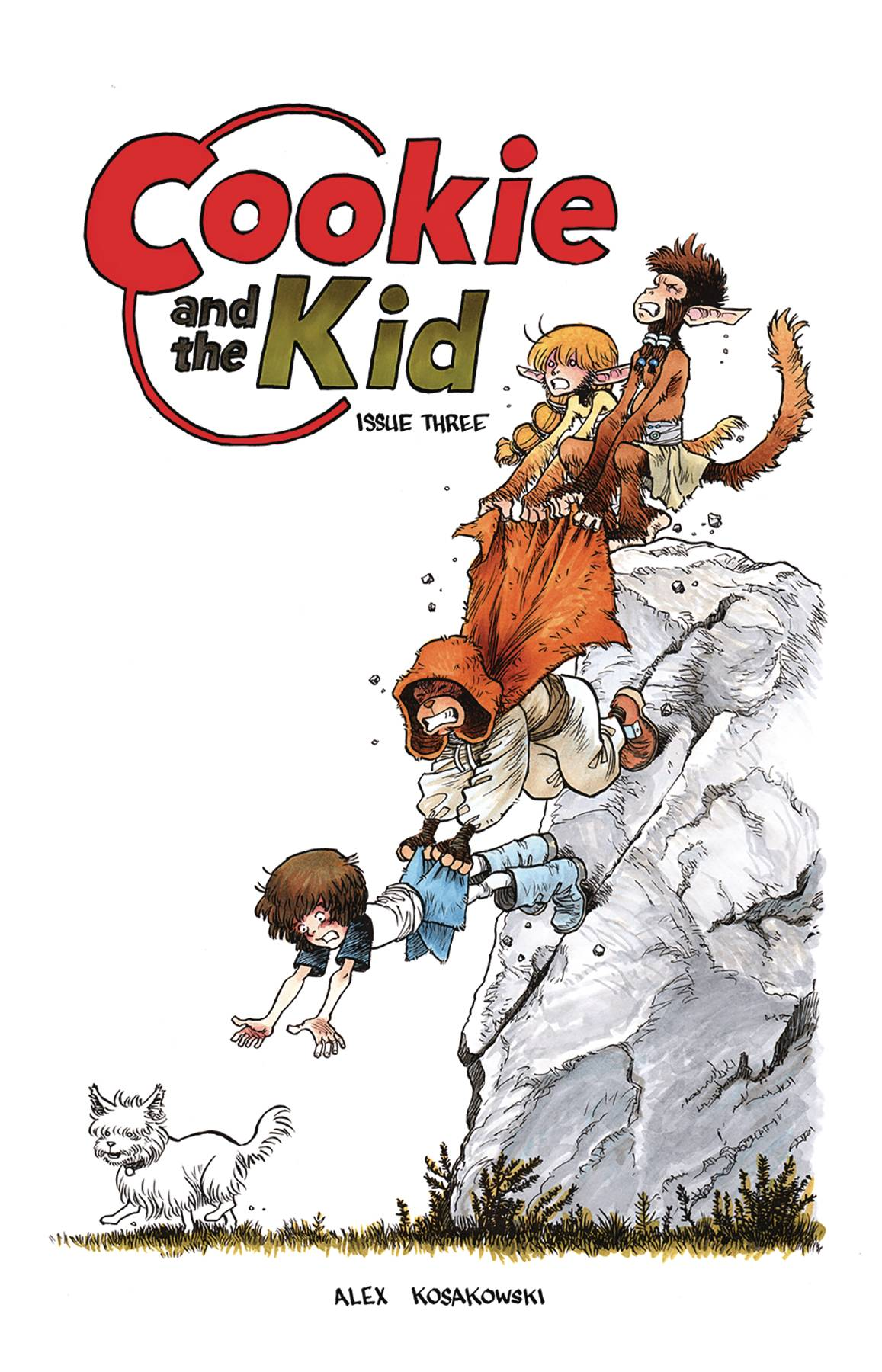Cookie and the Kid #3 (2019)