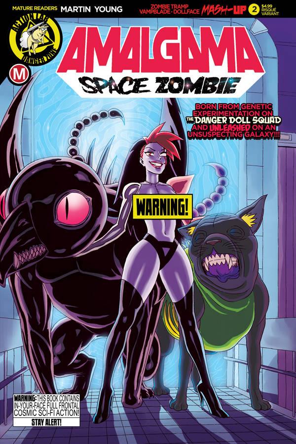 Amalgama Space Zombie #2 (2019)