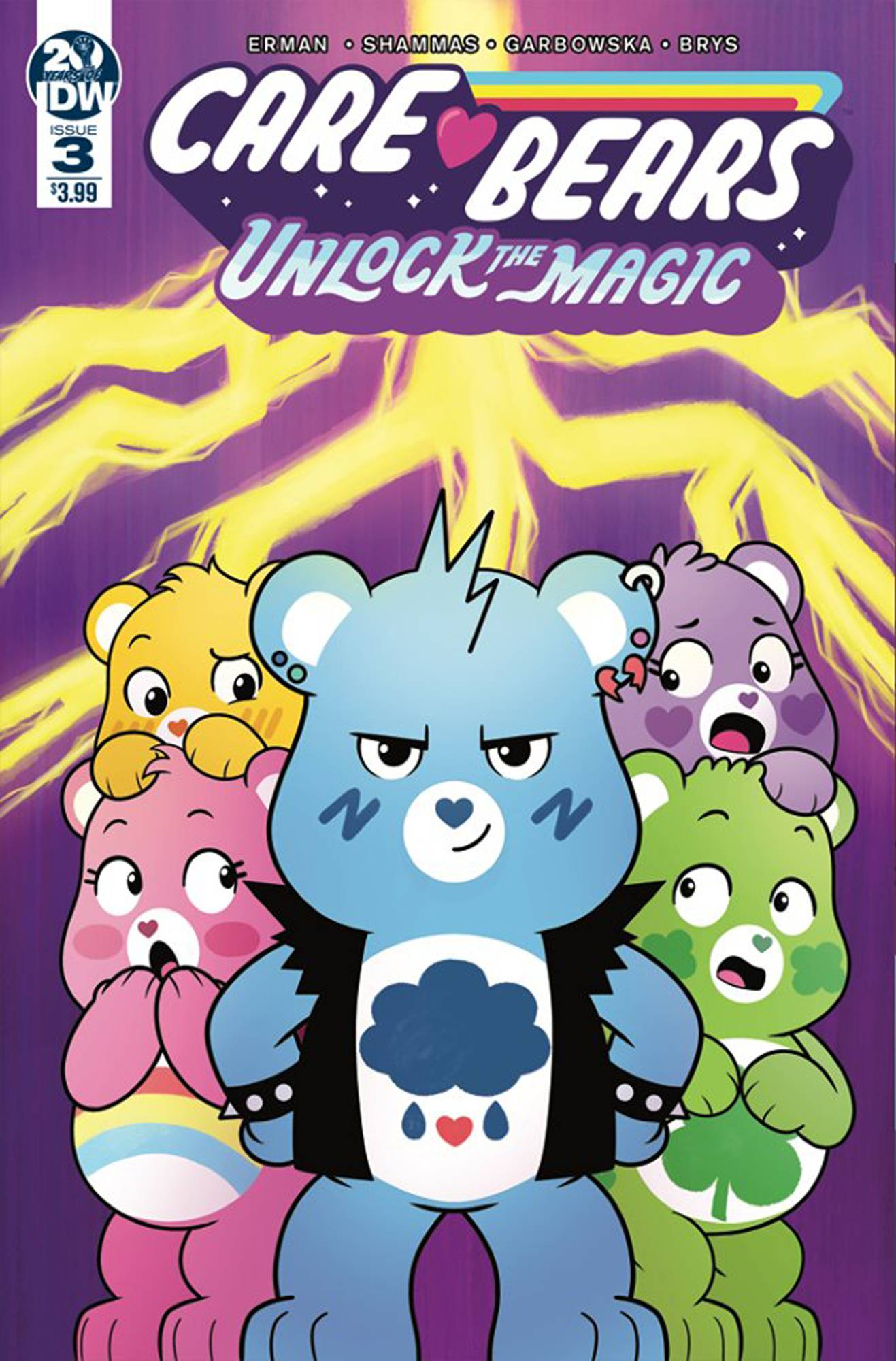 Care Bears: Unlock the Magic #3 (2019)