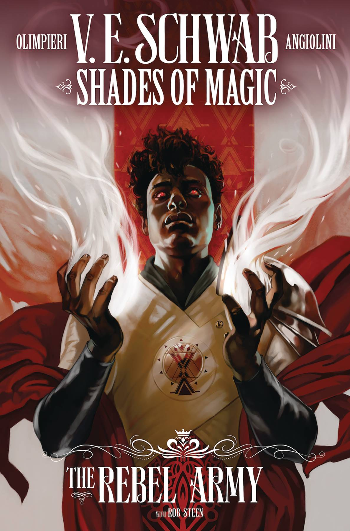 Shades Of Magic: The Rebel Army #1 (2019)