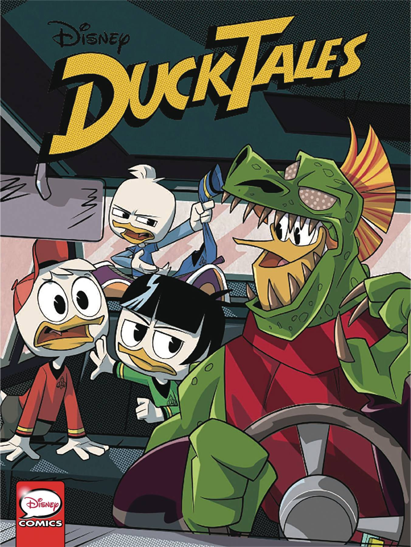 DuckTales: Silence & Science #3 (2019)