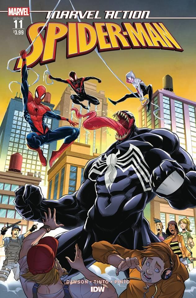 Marvel Action Spider-Man (IDW) #11 (2019)