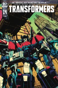 Transformers #14 (2019)