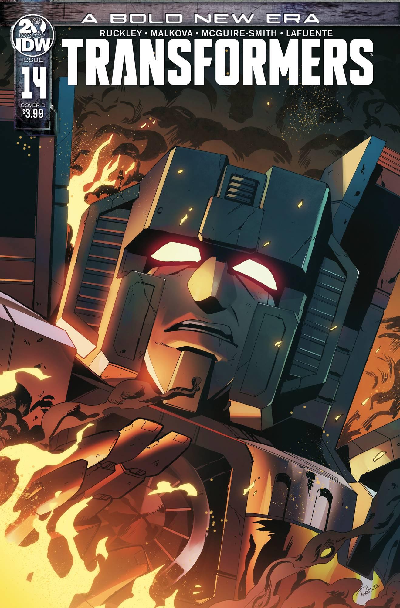 Transformers #14 (2019)