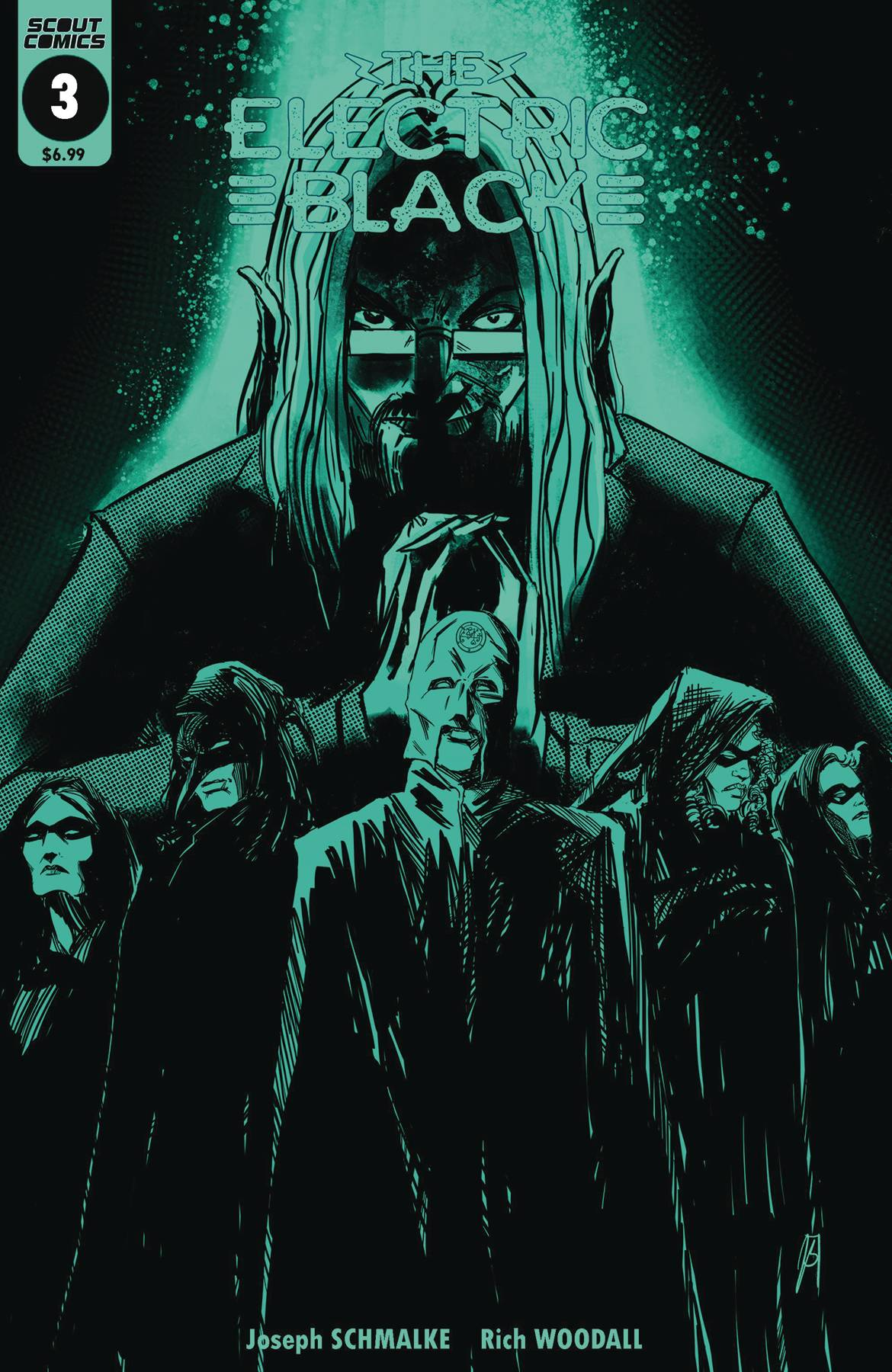 The Electric Black #3 (2019)