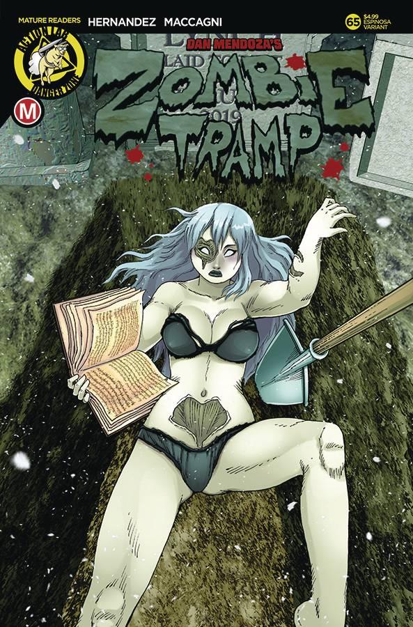 Zombie Tramp #65 (2019)