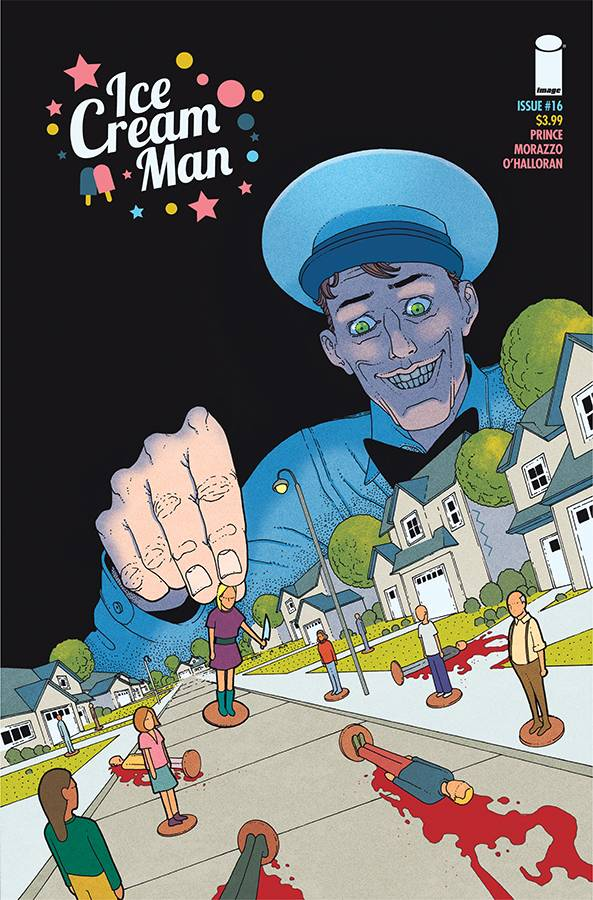 Ice Cream Man #16 (2019)
