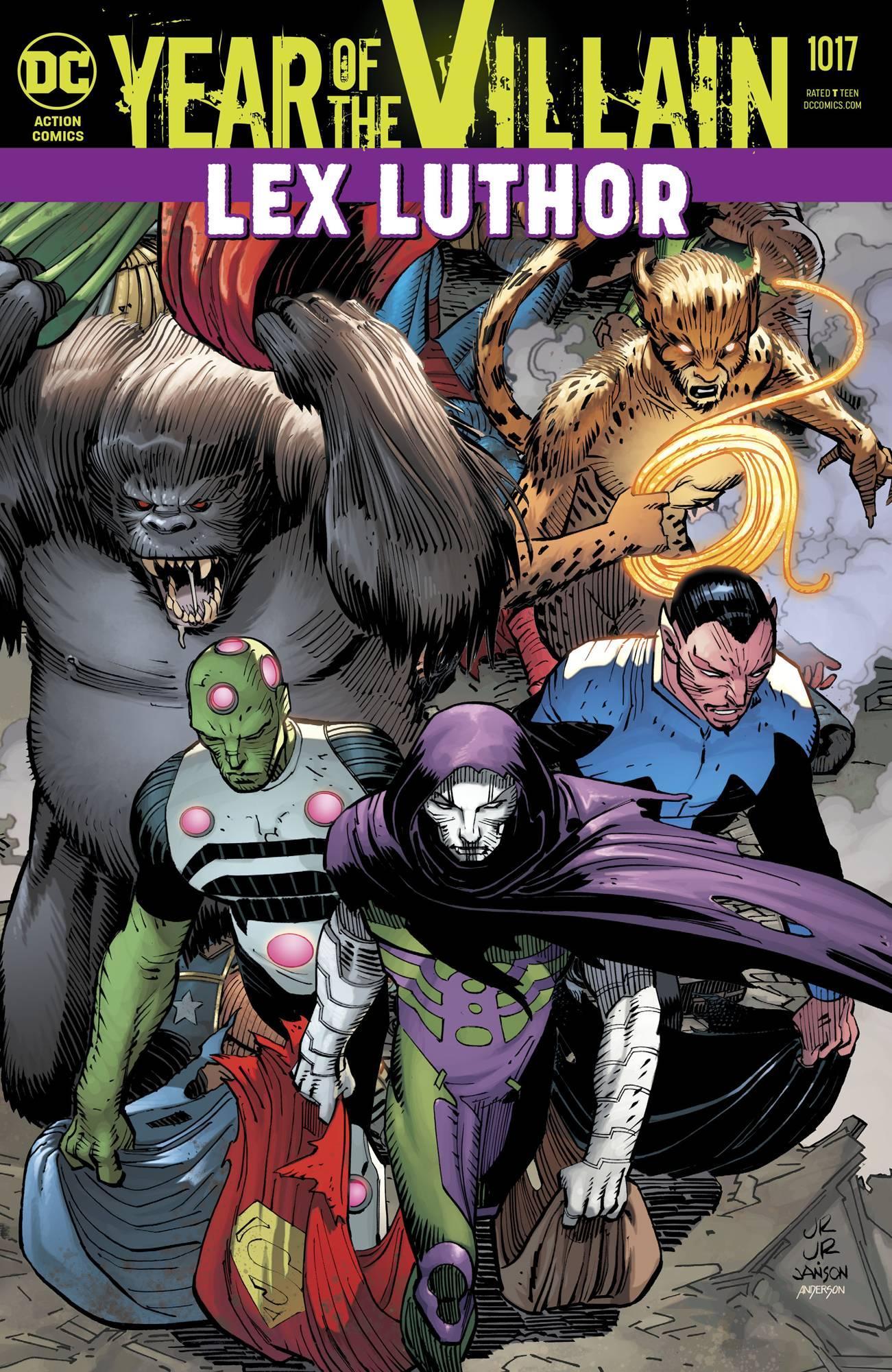 Action Comics #1017 (2019)