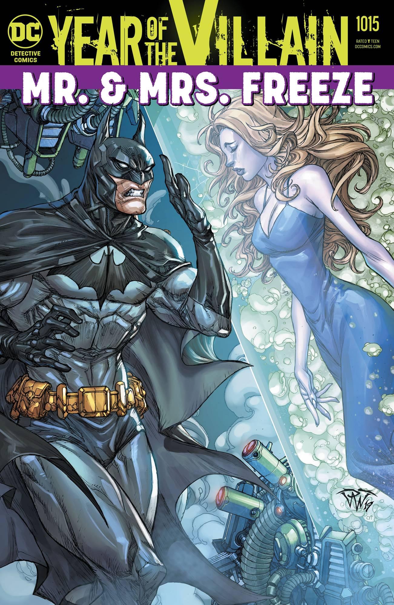 Detective Comics #1015 (2019)