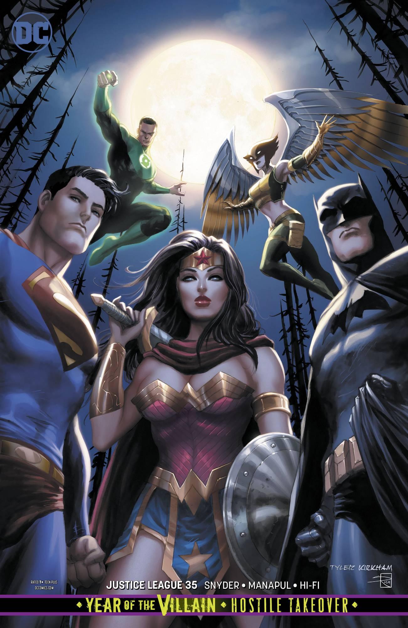 Justice League #35 (2019)