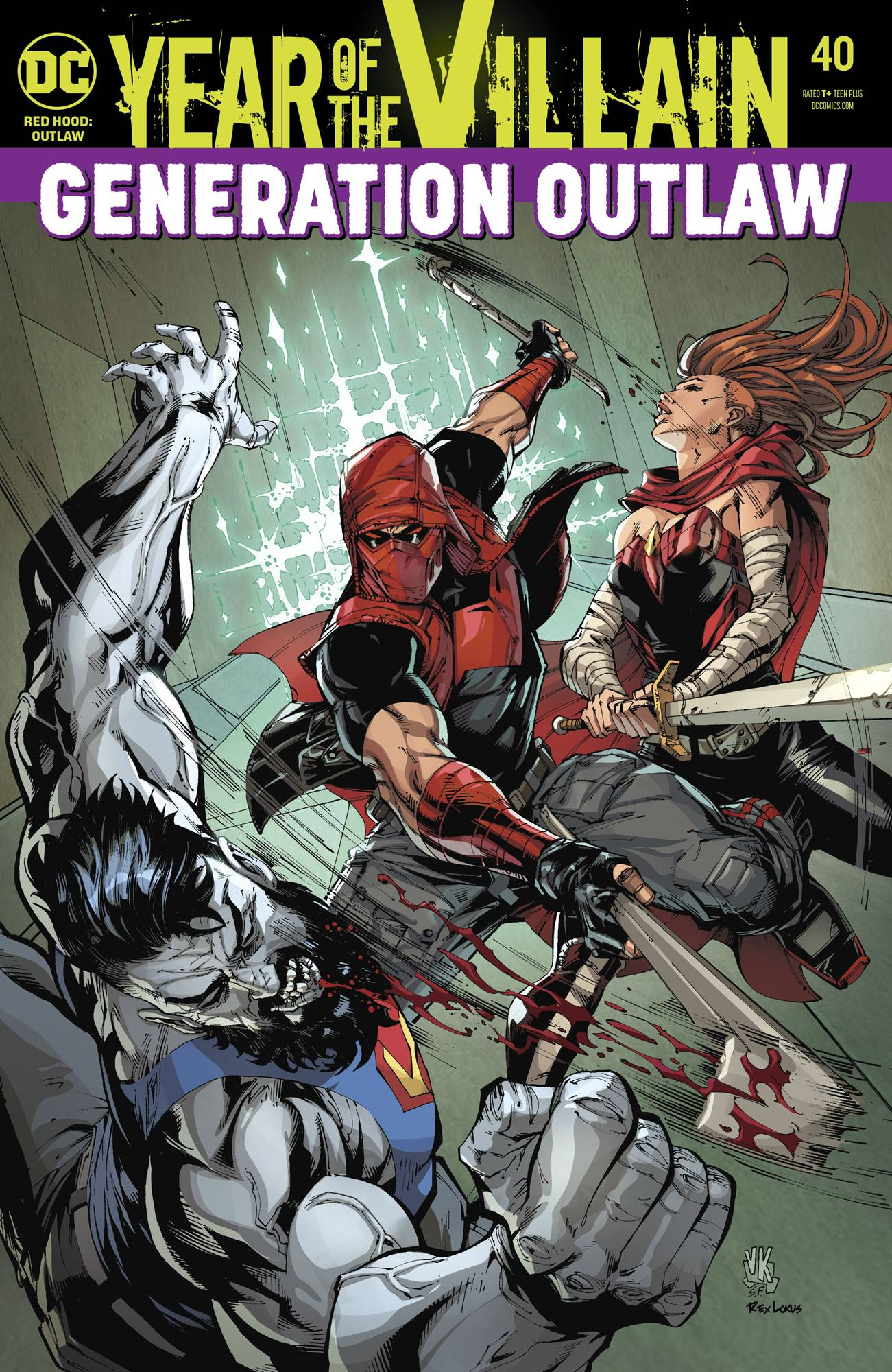 Red Hood and the Outlaws #40 (2019)