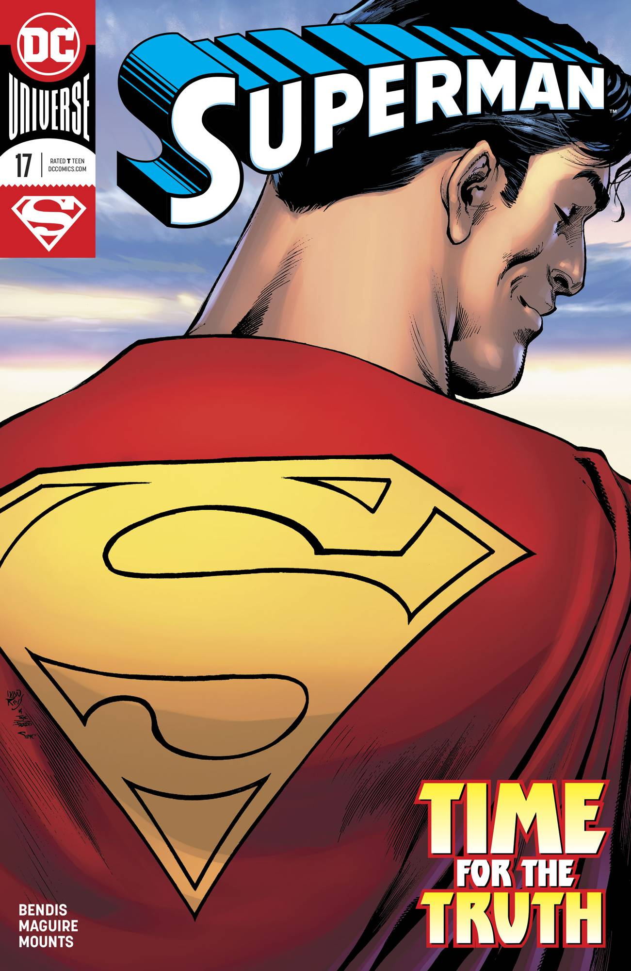 Superman #17 (2019)