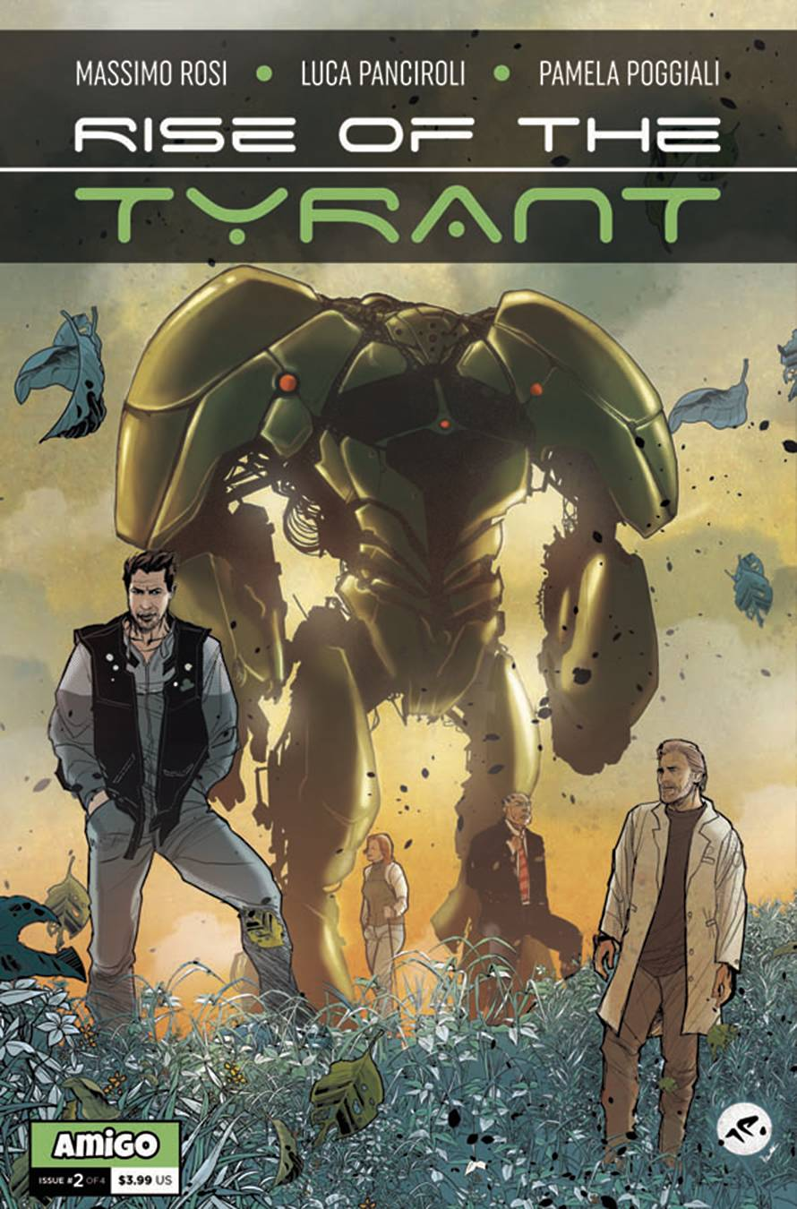 Rise Of The Tyrant Vol 01 #2 (2019)