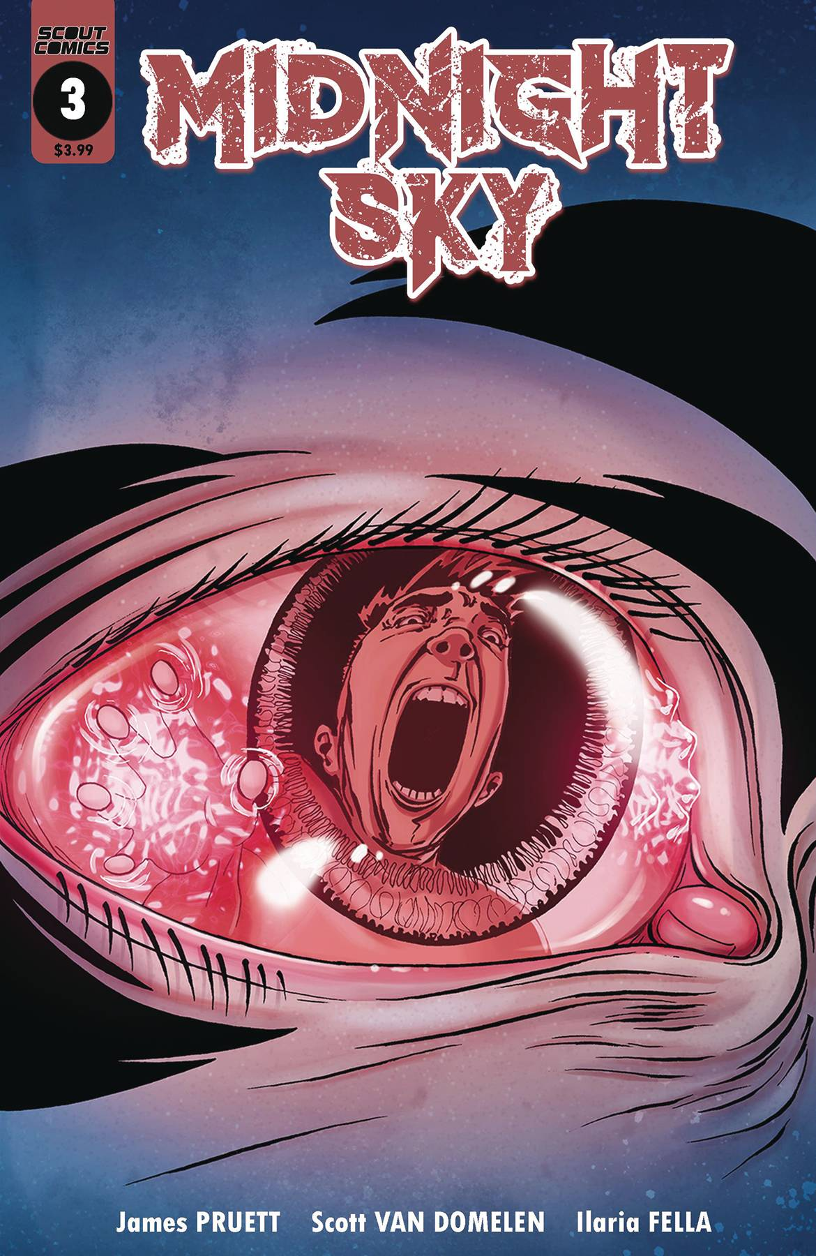 Midnight Sky #3 (2019)