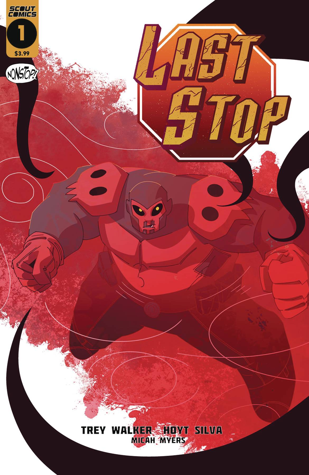 Last Stop #1 (2019)