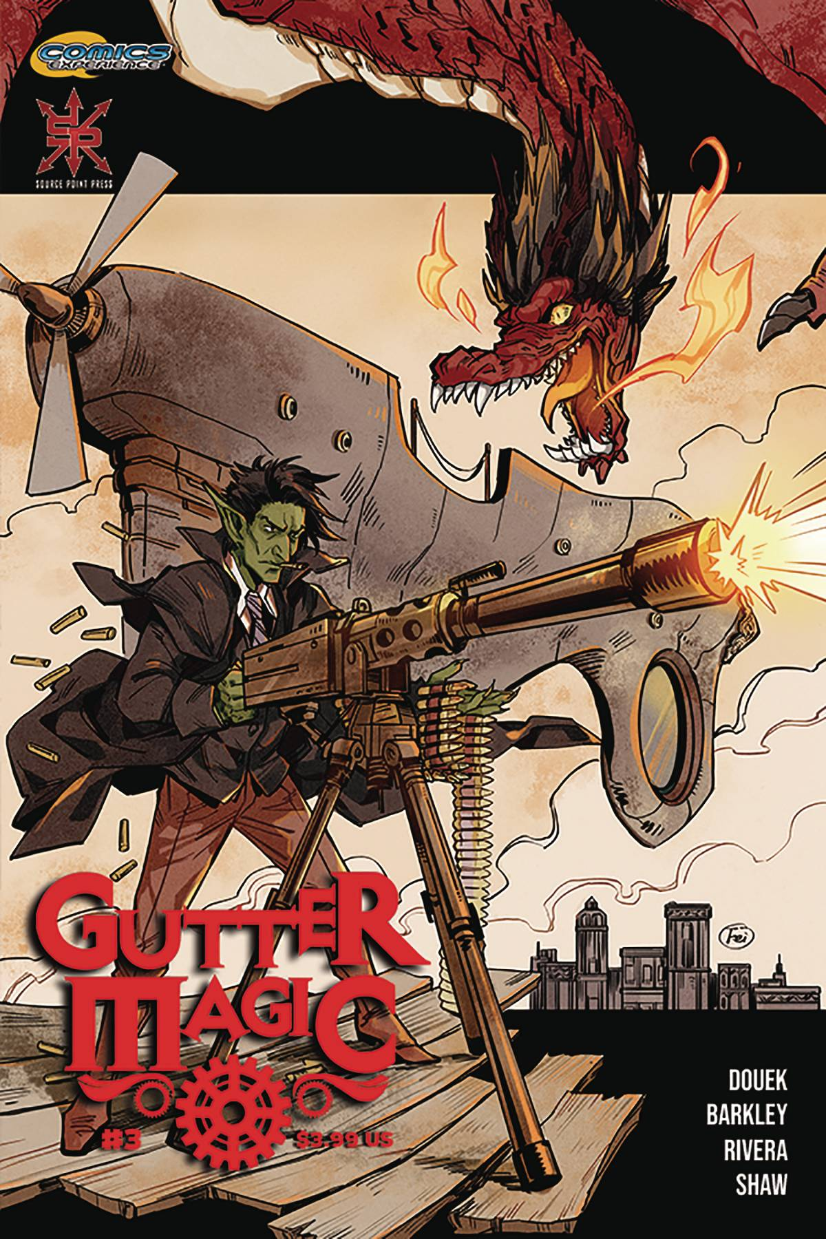 Gutter Magic #3 (2019)