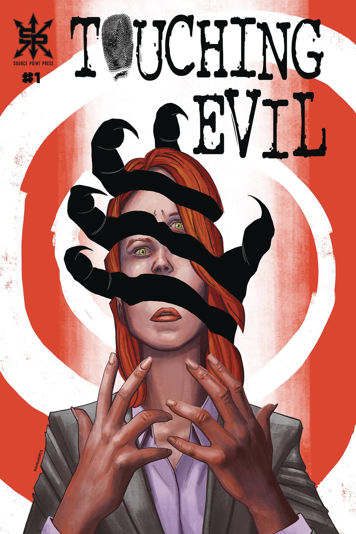 Touching Evil #1 (2019)