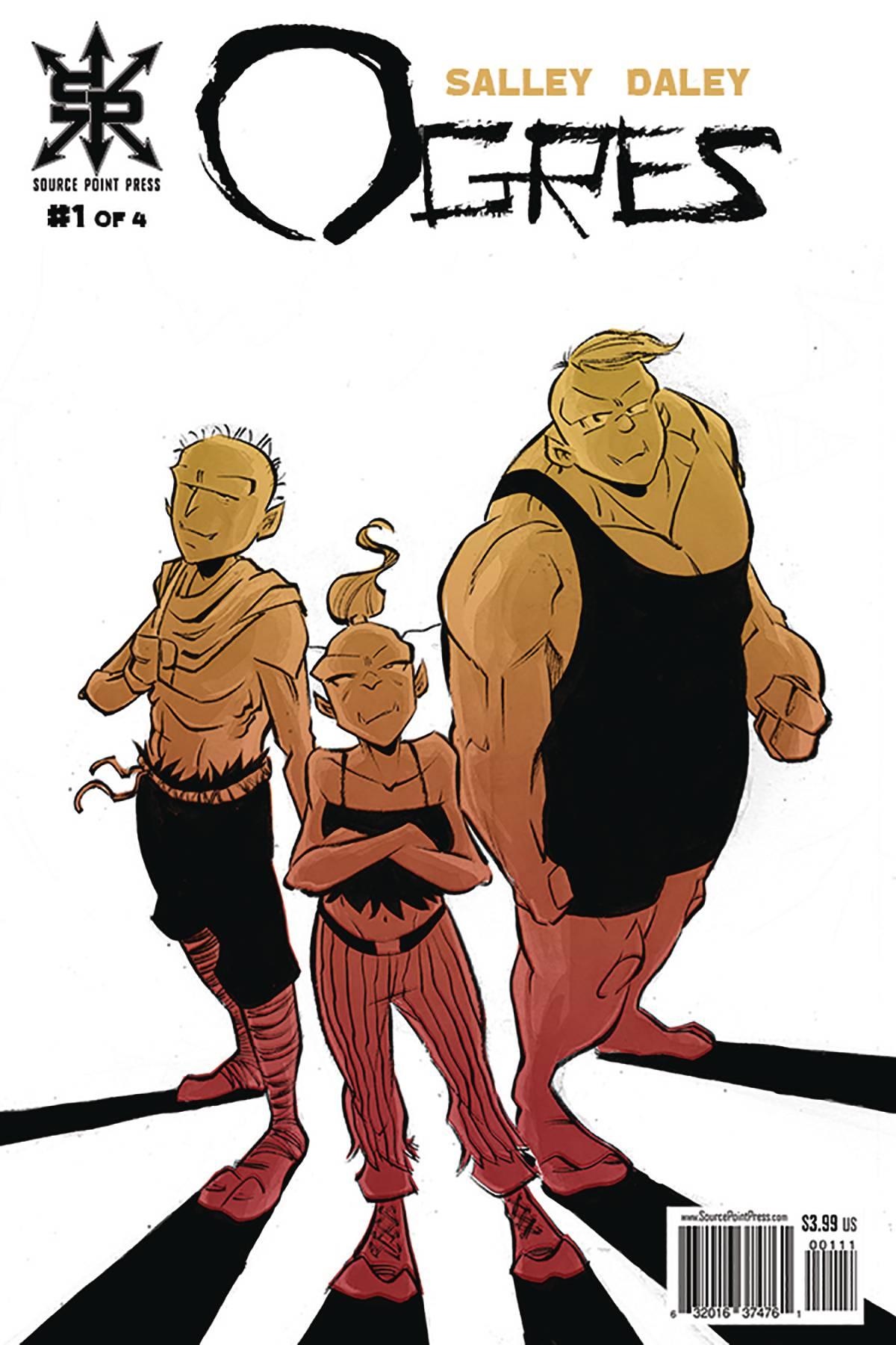 Ogres #1 (2019)