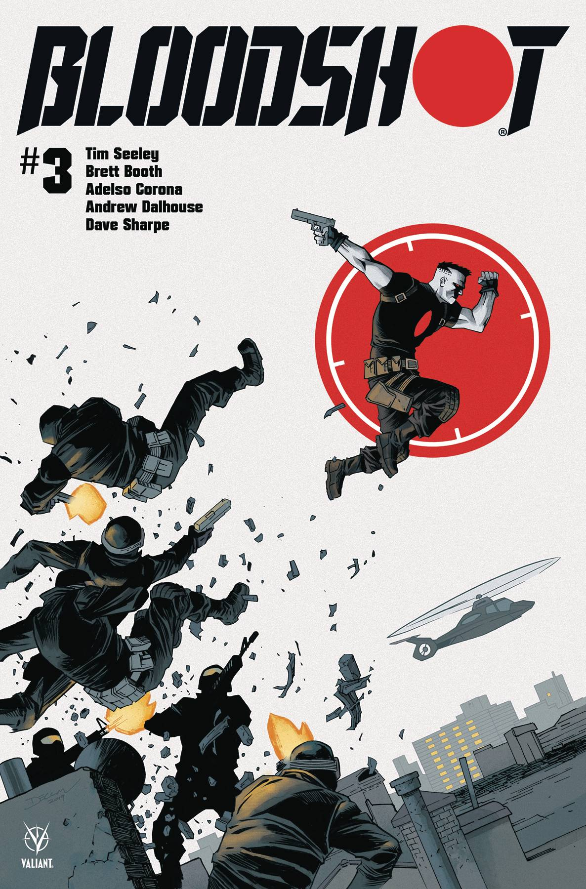 Bloodshot #3 (2019)