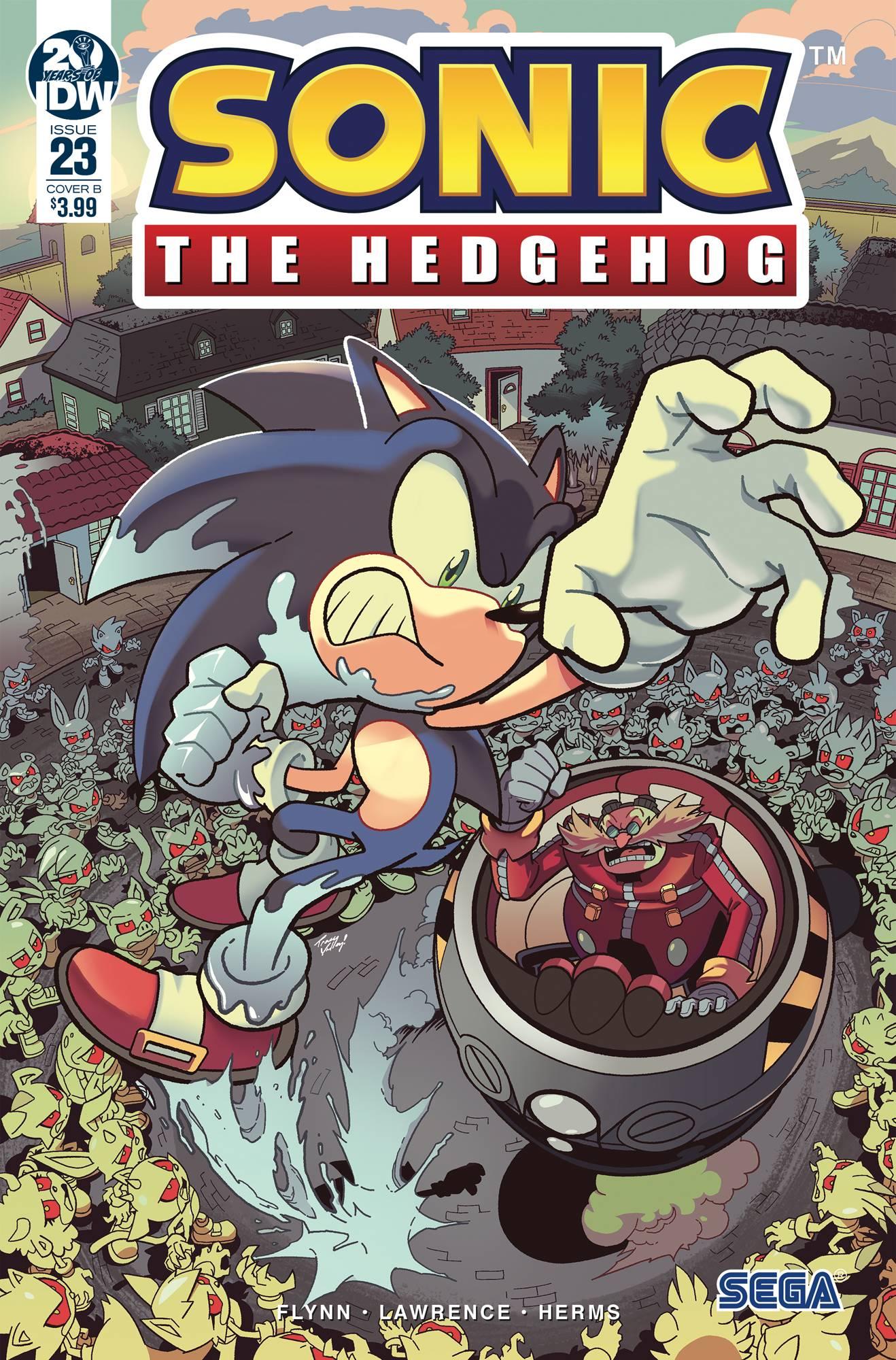 Sonic The Hedgehog #23 (2019)