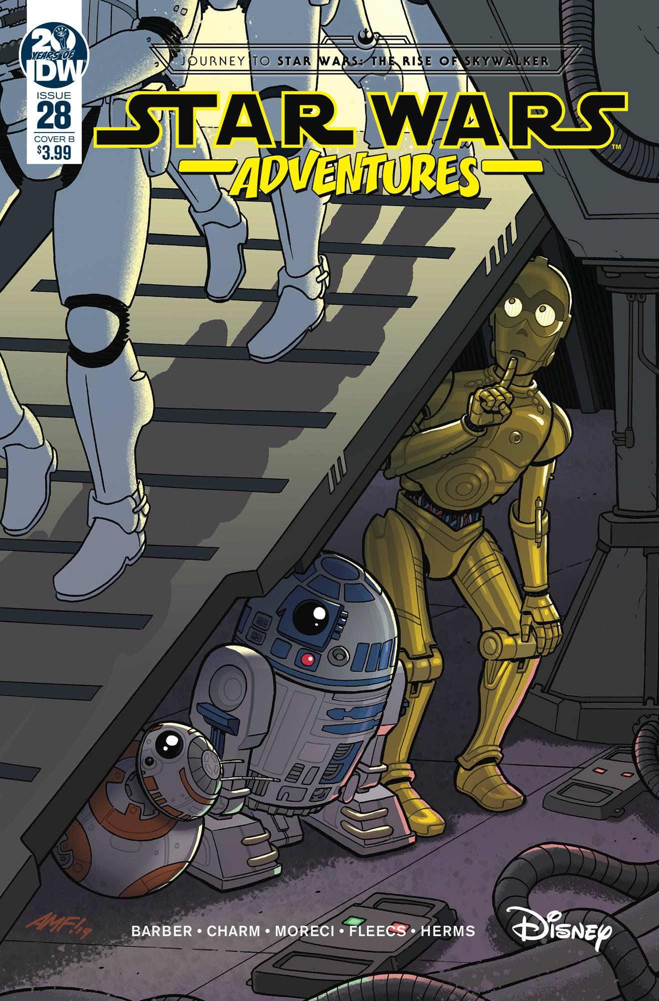 Star Wars Adventures #28 (2019)