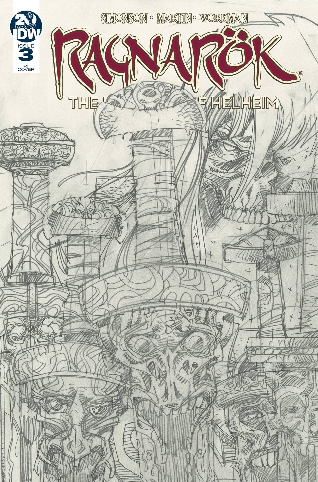 Ragnarok: The Breaking Of Helheim #3 (2019)