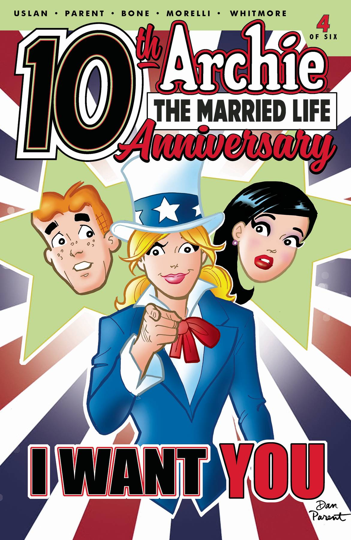 Archie - The Married Life: 10 Years Later #4 (2019)
