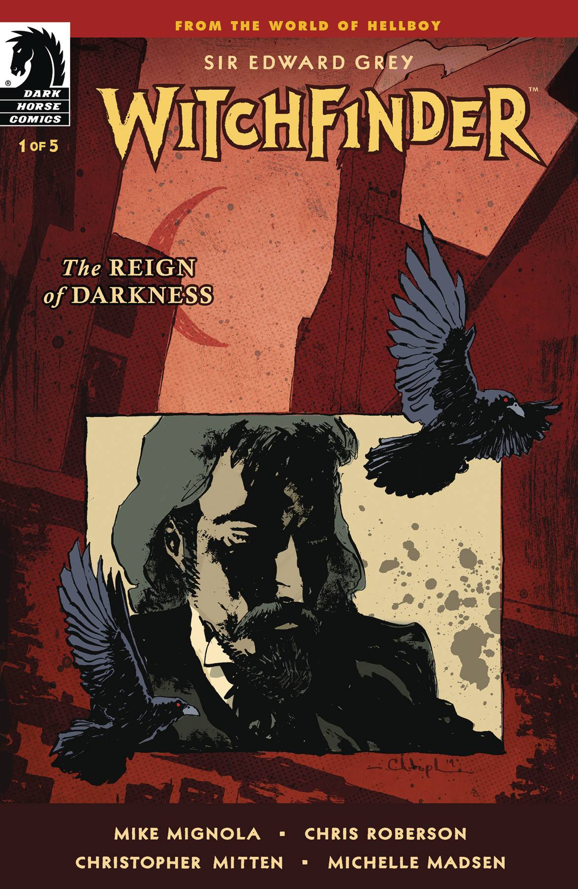 Witchfinder: Reign Of Darkness #1 (2019)