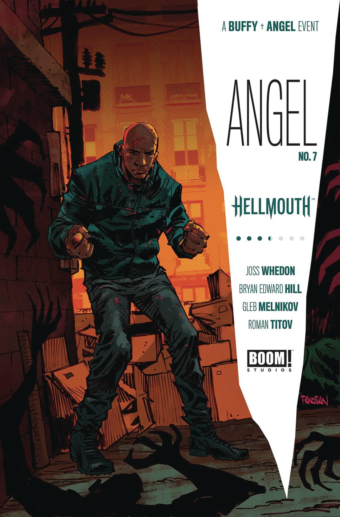 Angel #7 (2019)