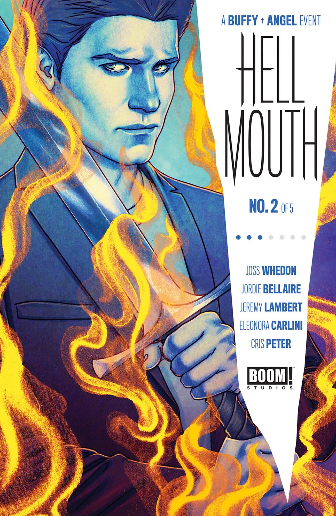 Buffy Vampire Slayer: Angel - Hellmouth #2 (2019)