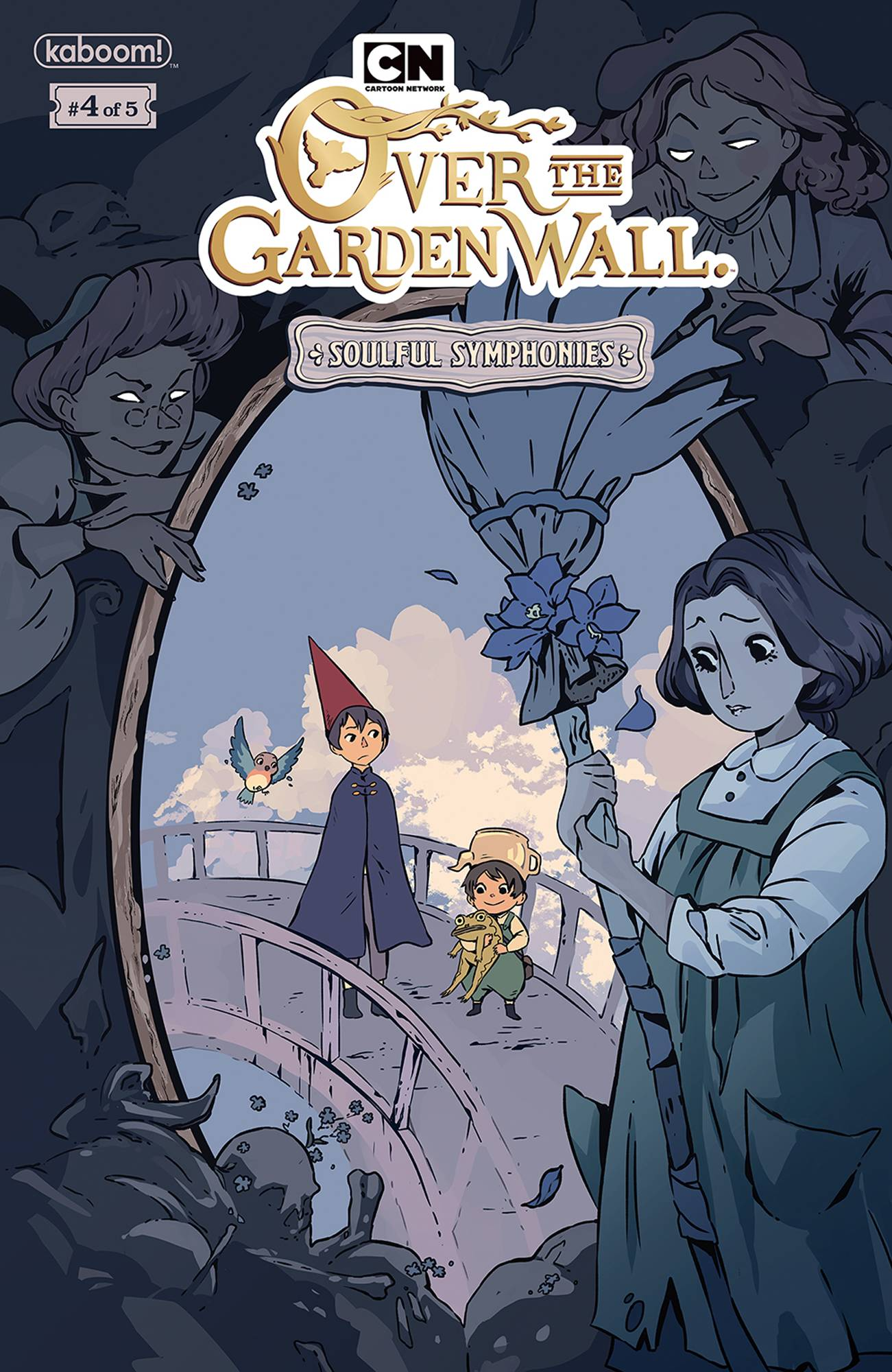 Over Garden Wall: Soulful Symphonies #4 (2019)