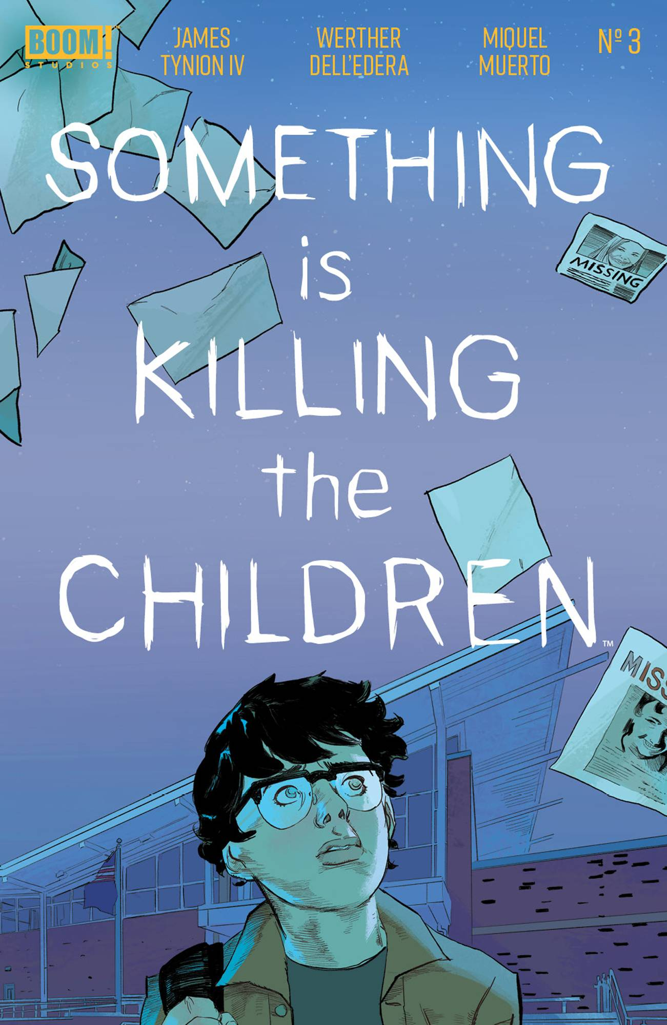 Something Is Killing The Children #3 (2019)