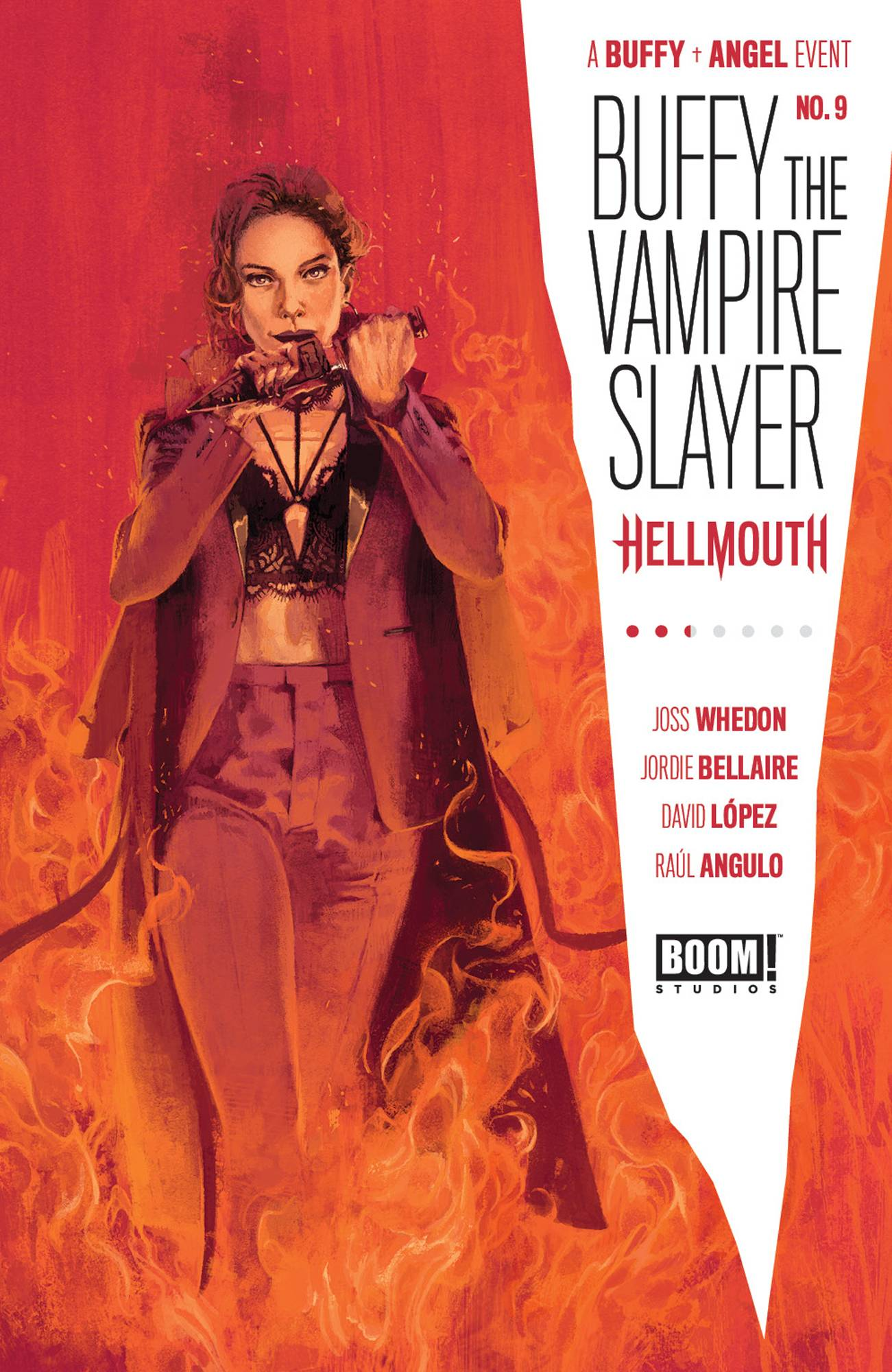 Buffy The Vampire Slayer #9 (2019)