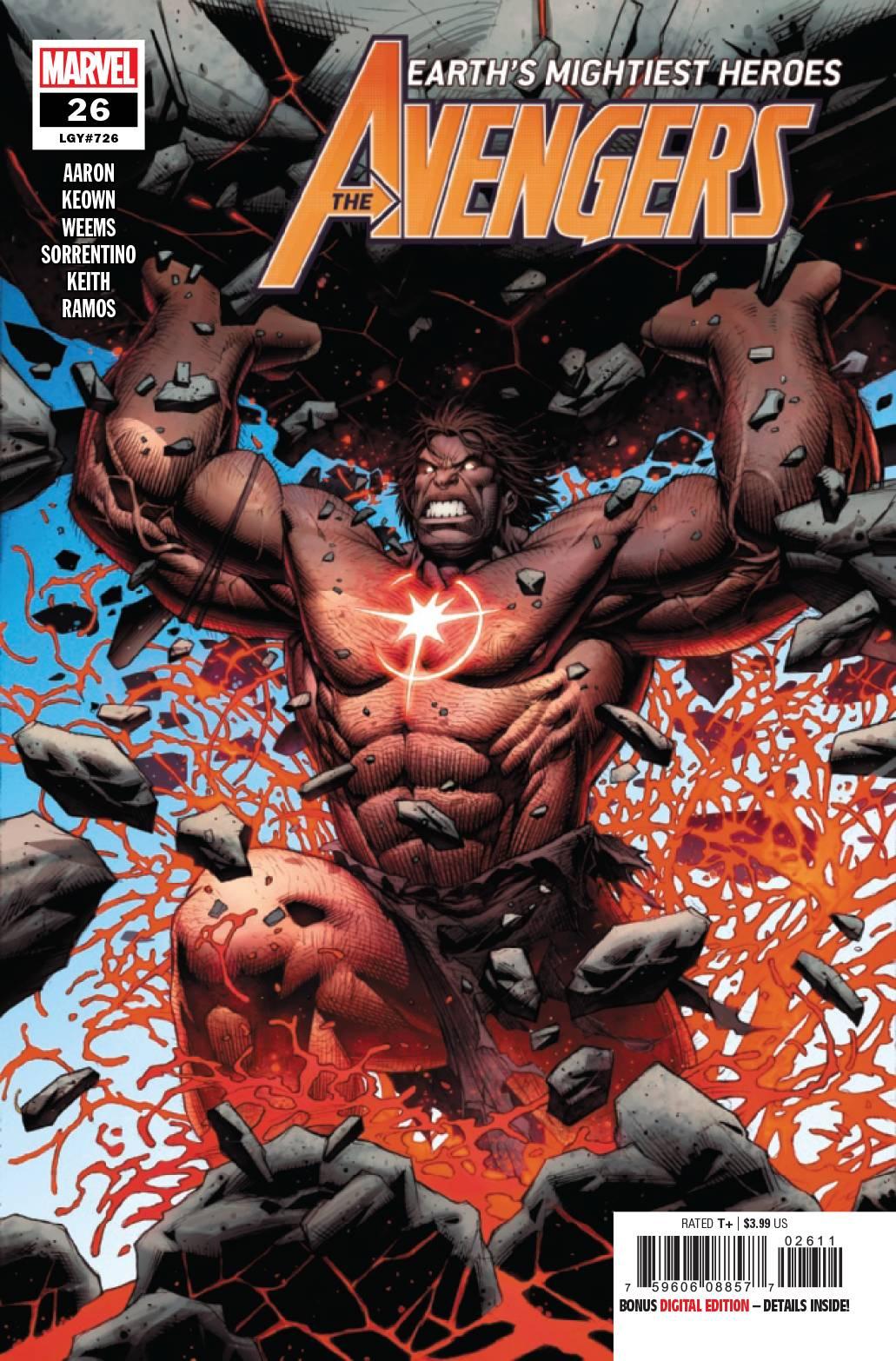 Avengers: Earth's Mightiest Heroes #26 (2019)